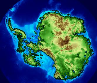 O teorie susținută și de Einstein: în Antarctica a existat în trecut o mare civilizație, dar care a fost distrusă de deplasarea scoarței terestre!