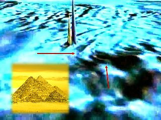 obeliscuri Oceanul Pacific
