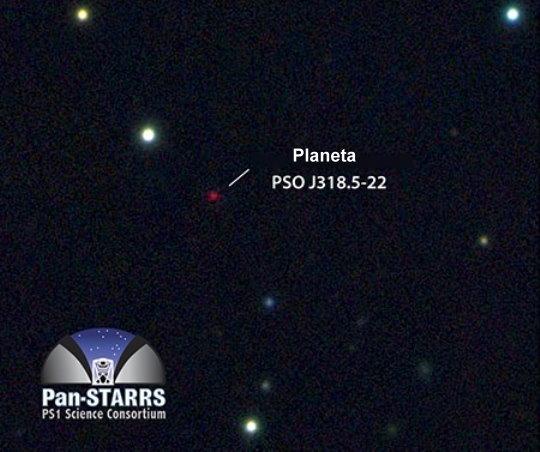 planeta PSO