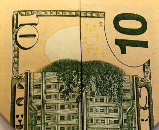 tsunami dolar american