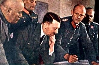 Hitler harta secreta