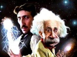 Illuminati şi Oculta Mondială susţin teoriile lui Einstein şi demonizează ecuaţiile şi munca lui Tesla! Totul pentru a nu avea acces la energia liberă descoperită de Tesla...