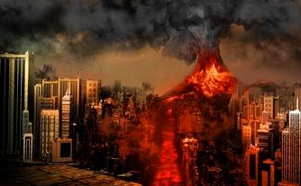 apocalipsa vulcanica
