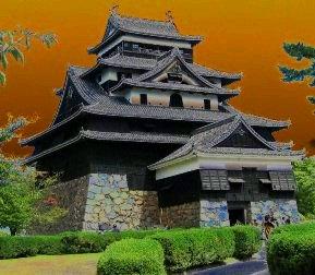 castelul Matsue