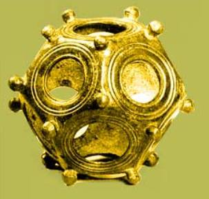 Misterioasele dodecaedre romane, vechi de aproape 2 milenii: artefacte mai ciudate ca acestea nu există! Arheologii nu ştiu la ce se foloseau!