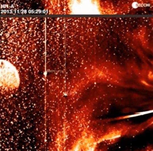 NASA Soare planeta X