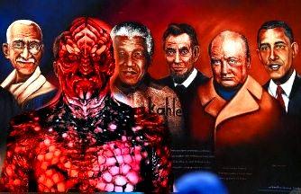 lideri mondiali extraterestri