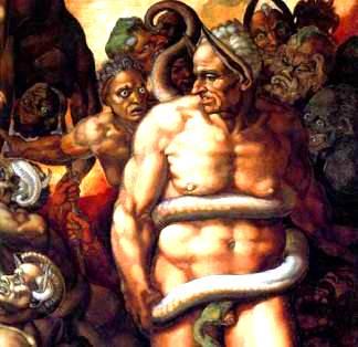 minos regele iadului