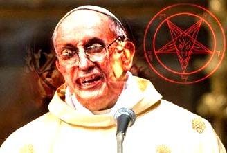 papa Francisc Antihrist