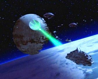 """China vrea să transforme Luna în """"Steaua Morţii"""", de unde să lanseze rachete împotriva oricărei ţinte de pe Pământ! Chinezilor, lăsaţi-ne Luna """"virgină""""!"""