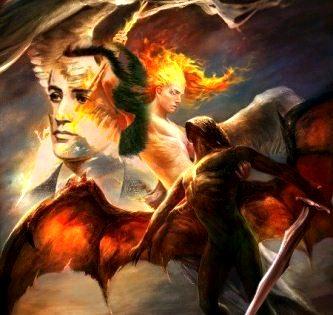 Eminescu satanism