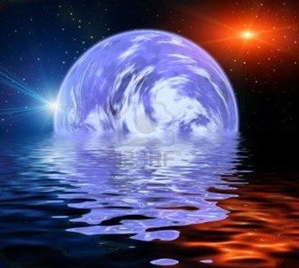 """Triunghiul misterios de pe Lună, cu 7 lumini, îi uimeşte pe astronomi! Şi Soarele e pe """"moarte"""", iar mini-era glaciară ne ameninţă!"""