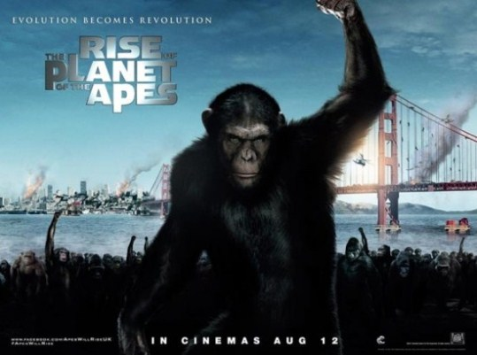 The Rise of Planet of the Apes