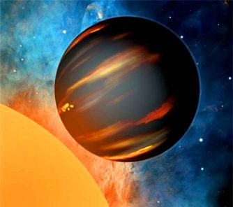 """Telescopul NASA Hubble a descoperit norii de pe o planetă """"extraterestră"""", aflată la o distanţă de 40 de ani-lumină faţă de noi! Credeţi aşa ceva?"""