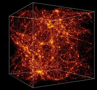 """Universul nostru este absolut incredibil! Toate galaxiile sunt conectate între ele printr-un misterios """"web cosmic""""!"""
