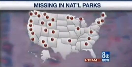 harta disparitie SUA