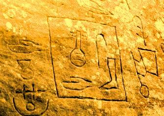 Hieroglifele Gosford demonstrează că vechii egipteni au vizitat Australia acum 4.500 de ani! Unii experţi spun că ar fi vorba de o farsă...