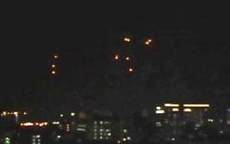 lumini portocalii Japonia