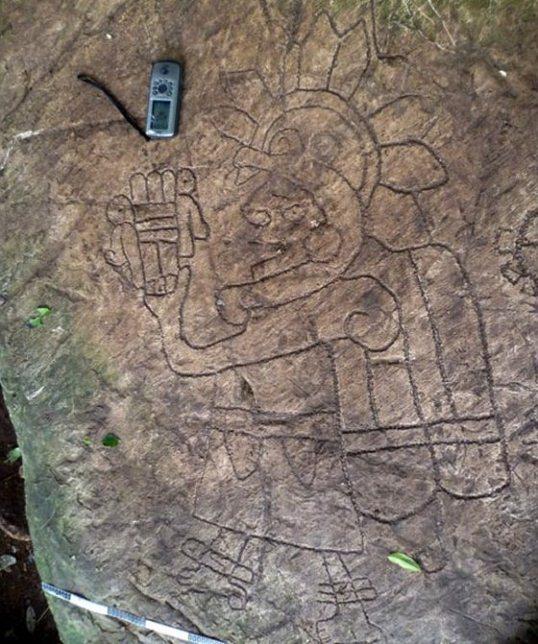 petroglifa telefon mobil