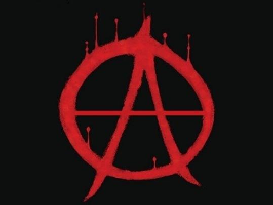 simbolul anarhiei
