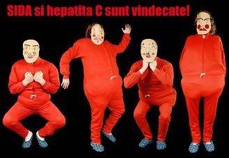 SIDA hepatita C vindecate