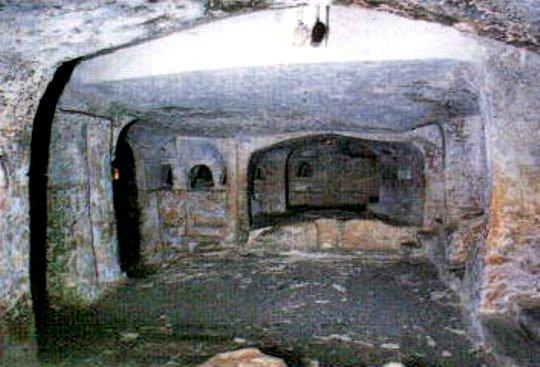 catacombe Malta 3