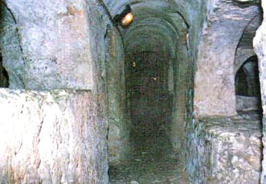 catacombe Malta 5