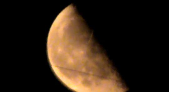 linie pe Luna 2