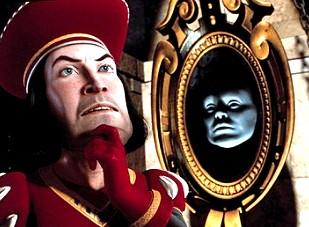 oglinda magica