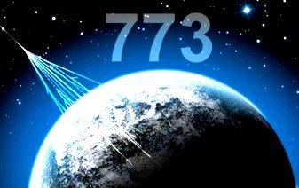 raze cosmice Pamant 773