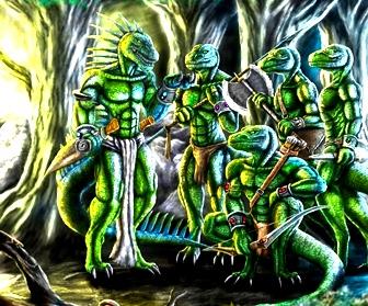 reptilian 11