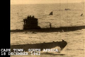 În timpul celui de-al doilea război mondial a fost fotografiat cu adevărat un rechin-monstru, Megalodon, alături de un submarin nazist?