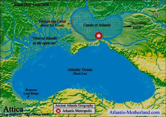 Atlantida Marea Azov