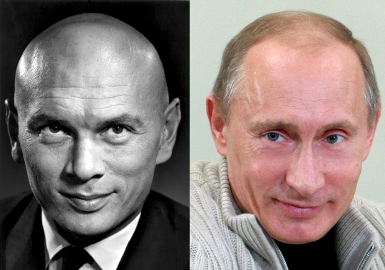 Brynner Putin