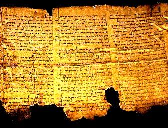 Manuscrisele de la Marea Moarta 9