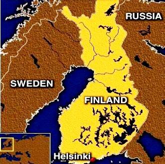 Rusia anexeaza Finlanda