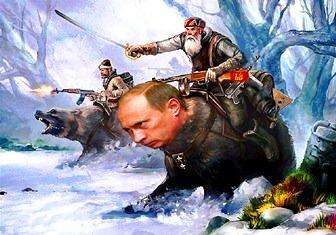 Rusia razboi cu Europa