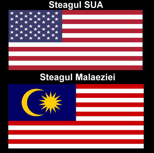 Steagul SUA Malaezia