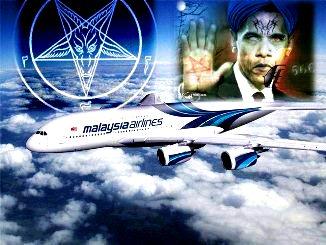 avionul malaiezian Antihrist