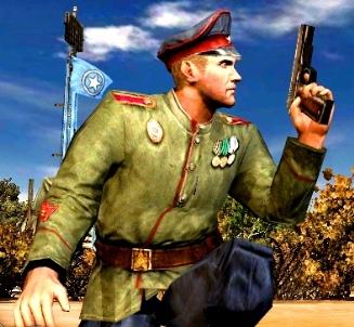 comisar sovietic