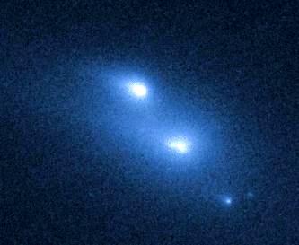dezintegrare asteroid