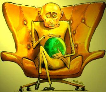 Putin cel mai bogat