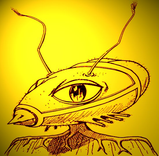 insectoid sclav