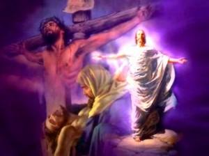 Iisus Hristos, după Înviere, şi-a căpătat forma dintr-o dimensiune superioară, putând transcende timpul şi spaţiul!