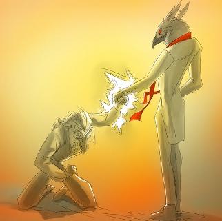 Pactul cu diavolul înseamnă vinderea sufletului unui demon? Nu neapărat! În Orient, un yoghin se poate folosi de un spirit malefic şi îl poate subjuga!