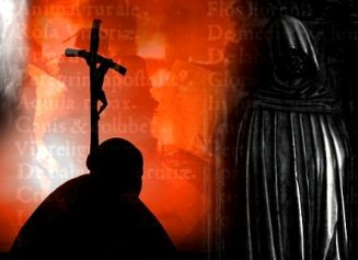 """De ce în unele slujbe religioase se spune că """"Lucifer este de neînvins şi că el este tatăl lui Iisus Hristos""""!? """"Lucifer"""" e Satana sau """"Cel plin de lumină""""?"""