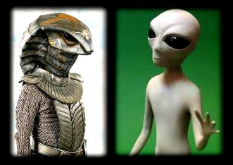 Anunnaki extraterestri gri