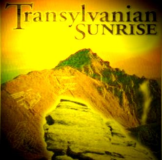 Transylvania Sunrise