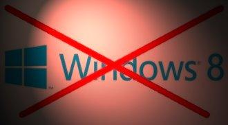 Windows 8  banat