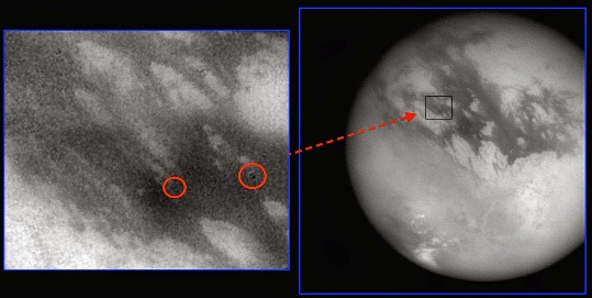 baza extraterestra pe Titan 2